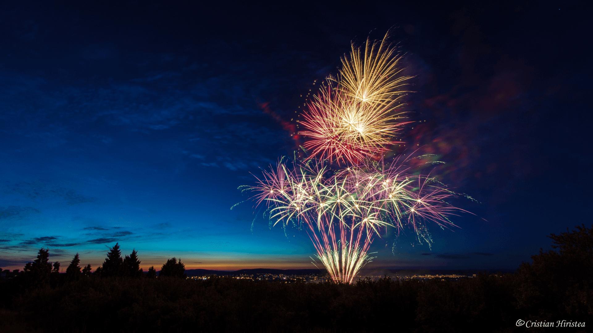 Artificii Cluj Artificii Exterior Pret Artificii Pyro Art