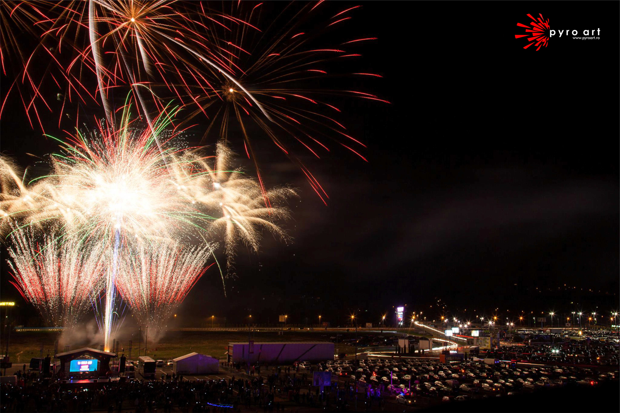 artificii cluj