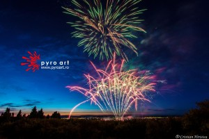 Artificii by Pyro Art